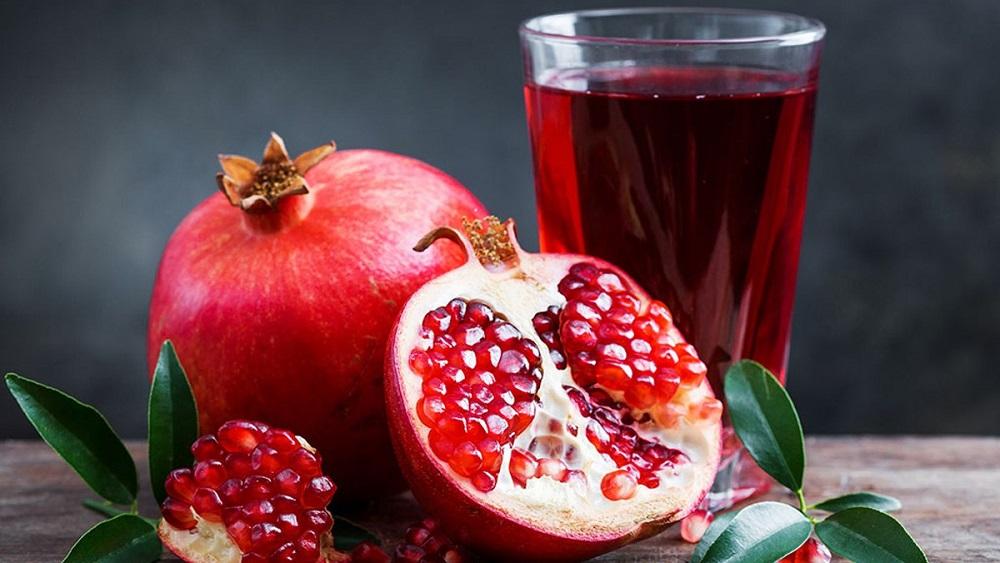5 lợi ích của nước ép lựu sau tuổi 50 nên uống mỗi ngày