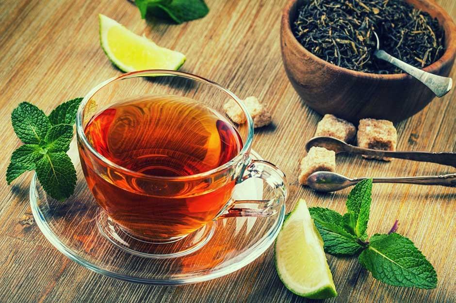 Trà không chứa caffeine tốt cho sức khỏe
